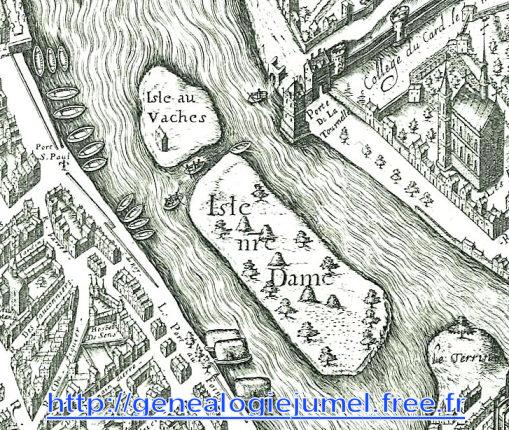 Île_aux_Vaches_&_île_Notre-Dame,_Plan_de_Vassalieu_ca._1609