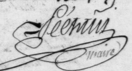 1805 Pechin Maire bonnay 80800