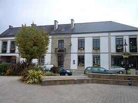 Mairie de Cléguérec 56