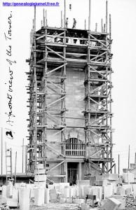 construction tour mémorial villers bretonneux fouilloy