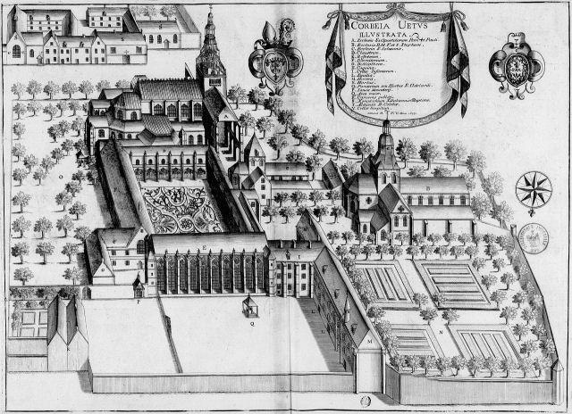 Abbaye_CORBIE_FRANCE_1677