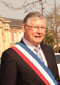 BABAUT-Alain Maire de corbie
