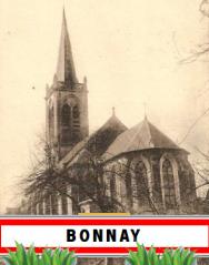 Village de Bonnay 80800 dans la Somme
