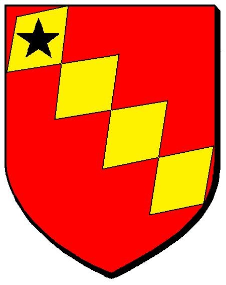 Blason commune HEILLY-80