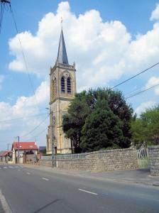 Bonnay eglise saint vaast