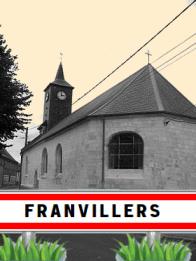 Village de Franvillers dans la somme