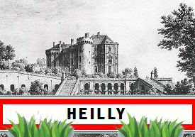 Village de Heilly dans la somme