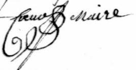 Jean Baptiste Coeur maire heilly 80