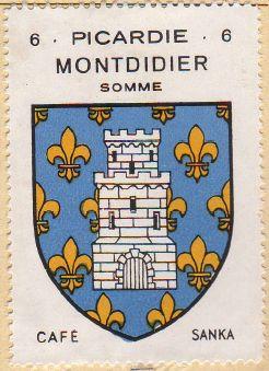 Montdidier Histoire
