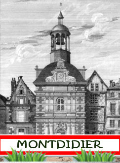 Histoire de Montdidier 80500