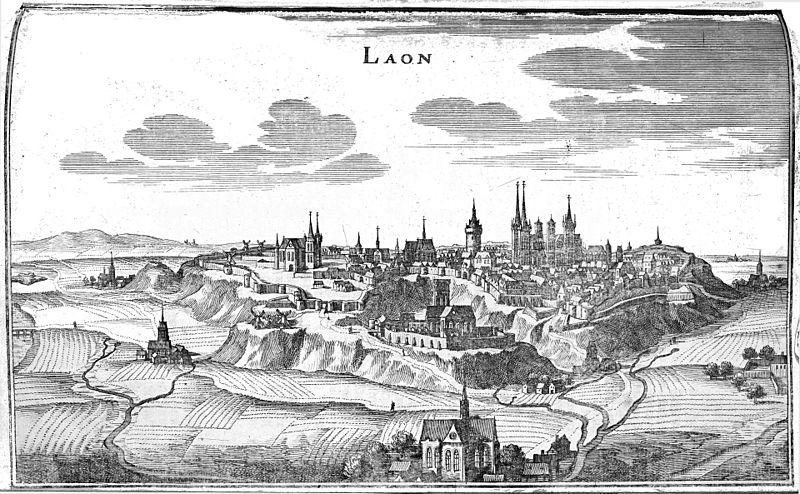 abbatial Saint Vincent de Laon