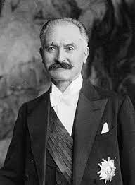 Albert LEBRUN président Français