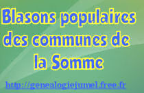 Les blasons populaires des communes Picardes de la Somme