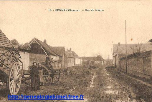 bonnay rue du moulin