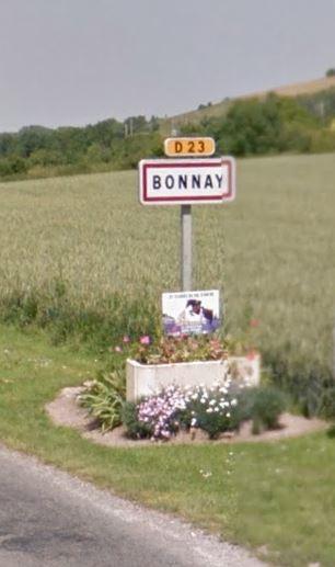 Bonnay dans la Somme, Picardie