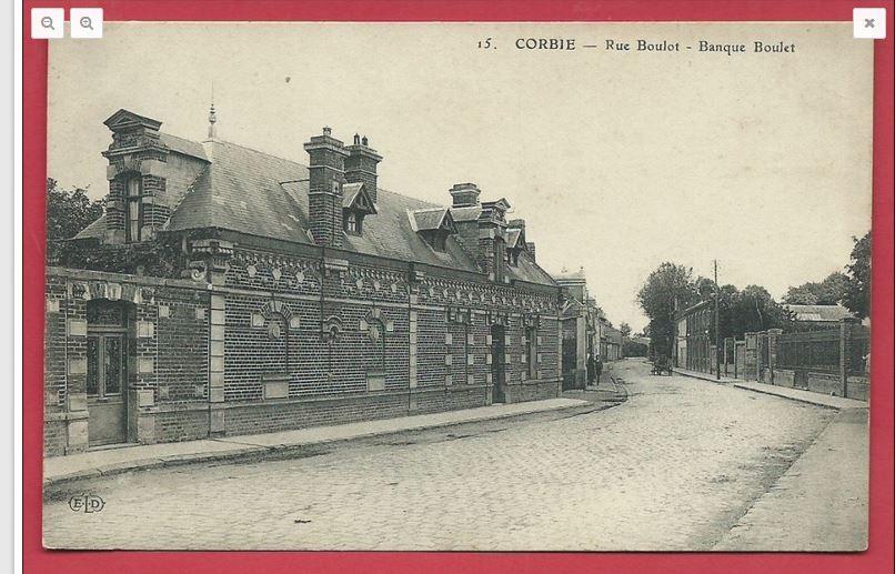 Banque boulet corbie