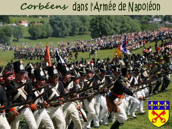 corbeens sous napoleon