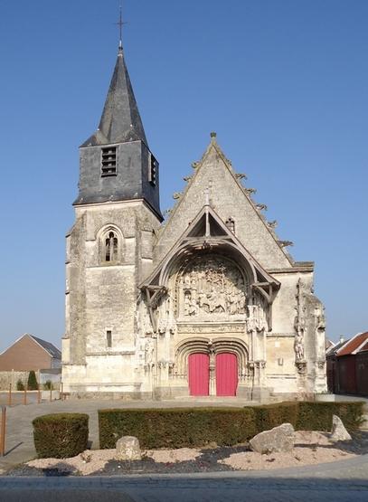 Eglise de la neuville