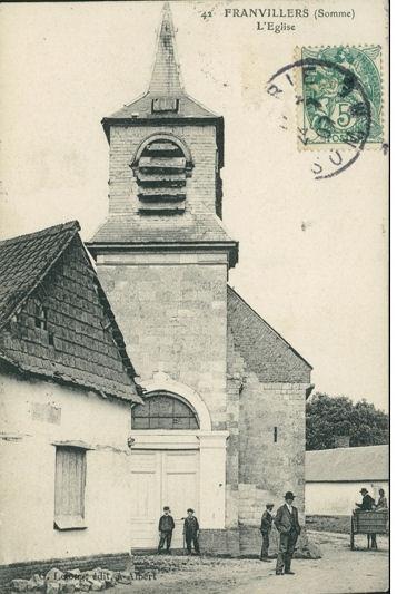 Eglise de Franvillers