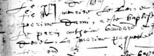 Archive BMS Frucourt en 1532
