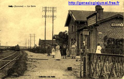 gare d'heilly