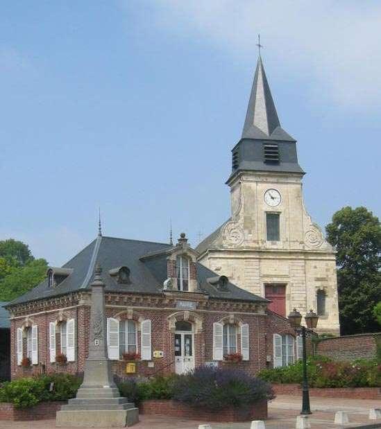 Mairie de la Commune d'heilly 80