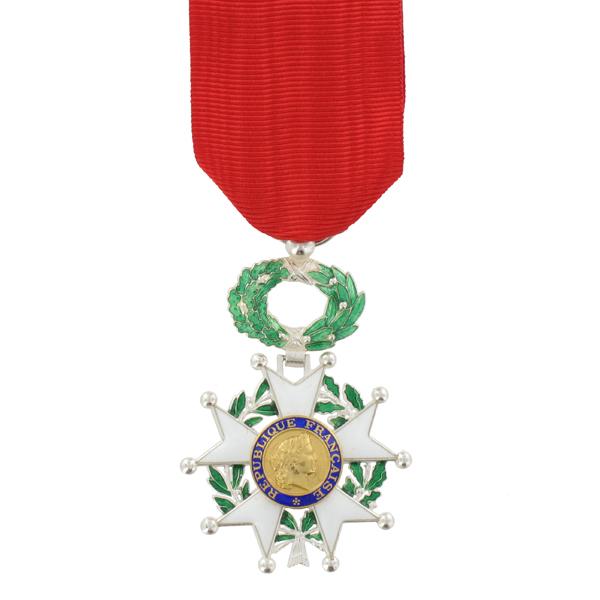 Personne ayant la legion d'honneur