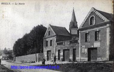 mairie heilly