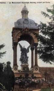 monument noiret rethel