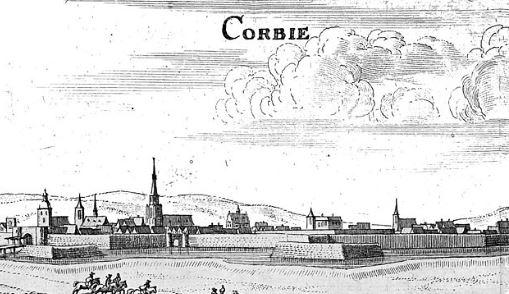 plan de corbie