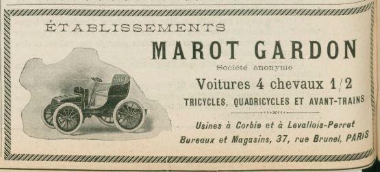 pub Marot GARDON Corbie