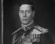 roi Angletterre Georges VI