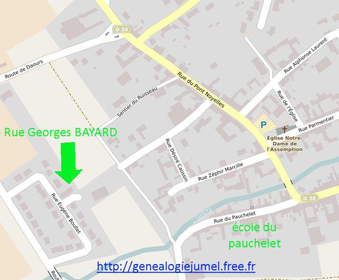 rue bayard georges corbie 80800