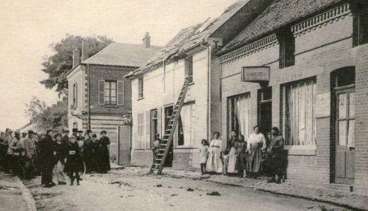 Histoire des rue de Corbie