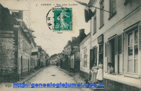 rue jules lardiere corbie
