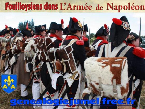 soldats napoléon fouilloy