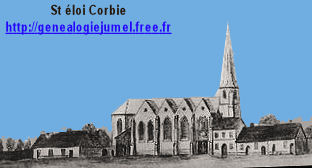 Chapelle saint églois corbie 80