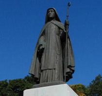 statue saint collette corbie