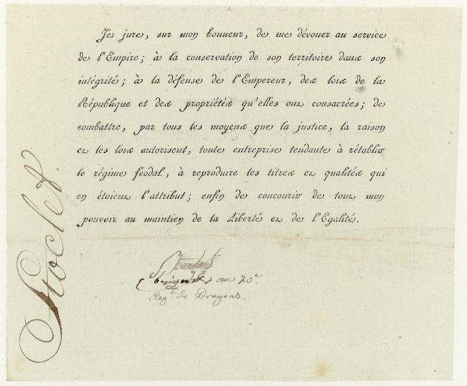 Legion d'honneur Stoclet Augustin
