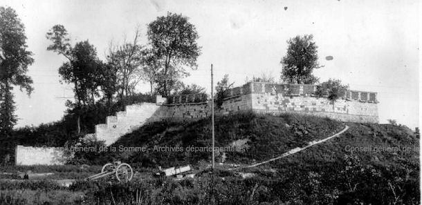 Tabor Fortifications de corbie