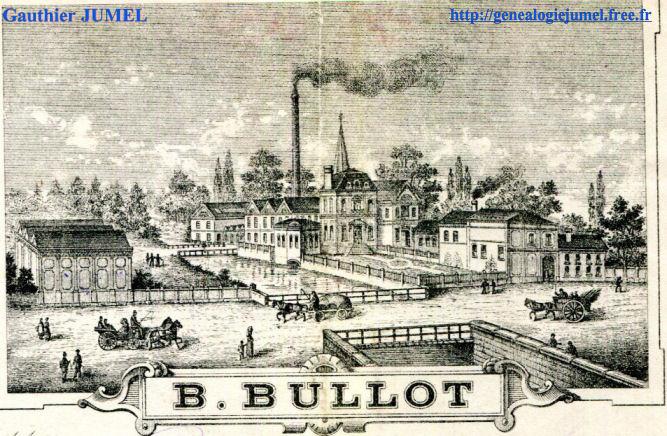 Usine B Bullot à Fouilloy Corbie