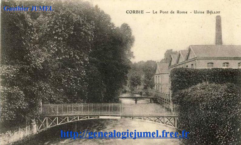 Maison Bullot sur la riviére de la Somme